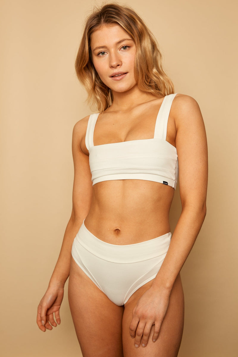 CLEO ORGANIC COTTON CHEEKY CUT BRIEF