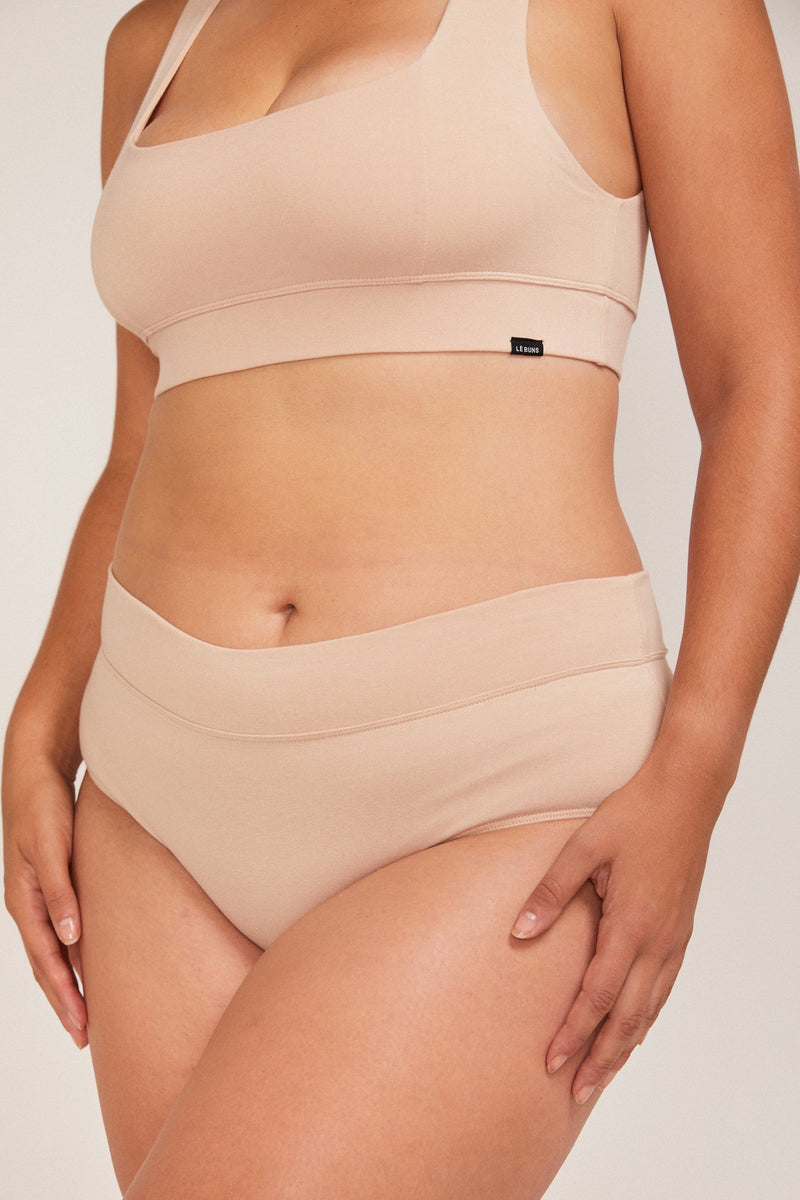 KIKI ORGANIC COTTON BOY CUT BRIEF