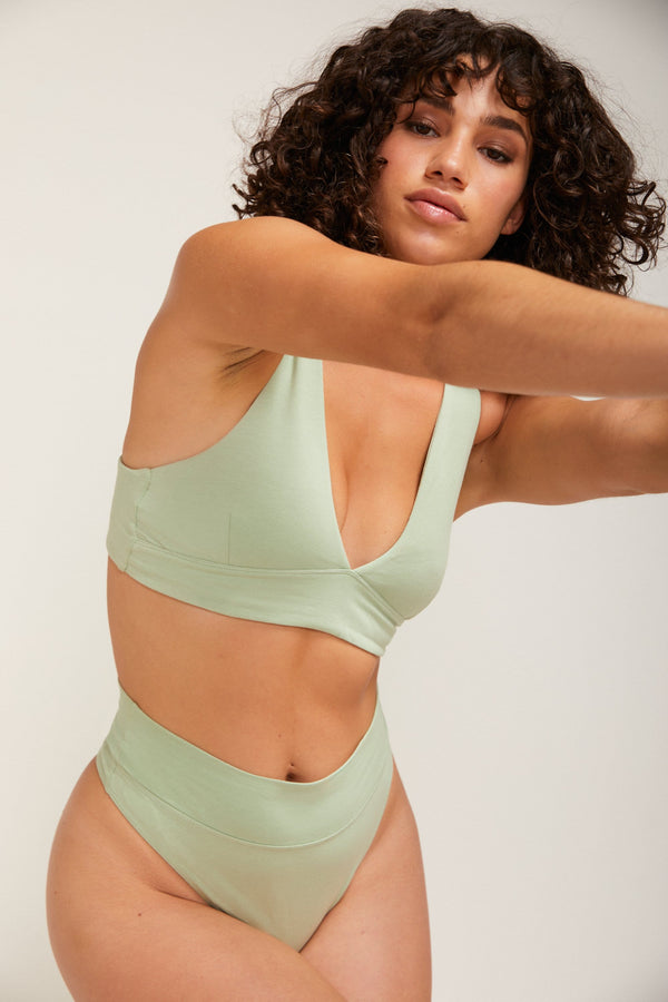 TAYLOR CHEEKY ORGANIC COTTON G STRING