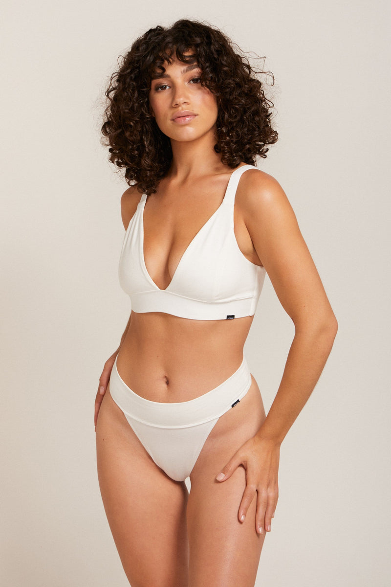 DEVON ORGANIC COTTON BRALETTE