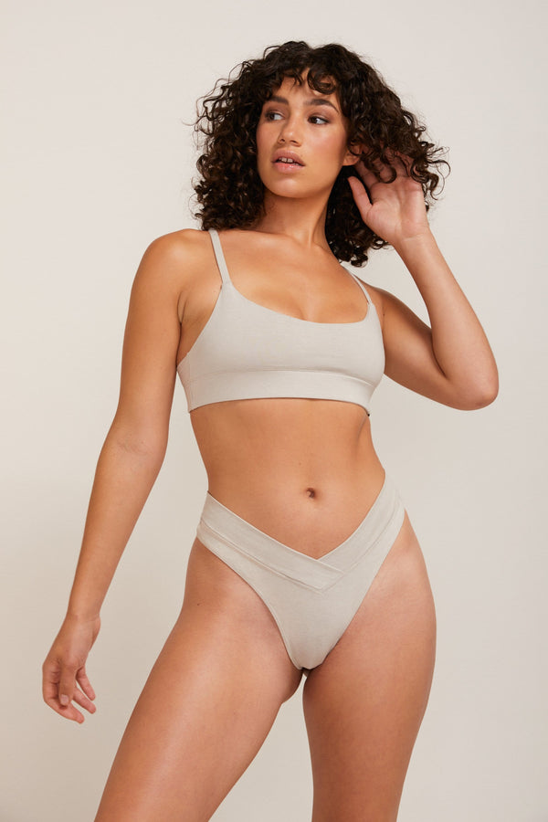 BILLIE ORGANIC COTTON G STRING
