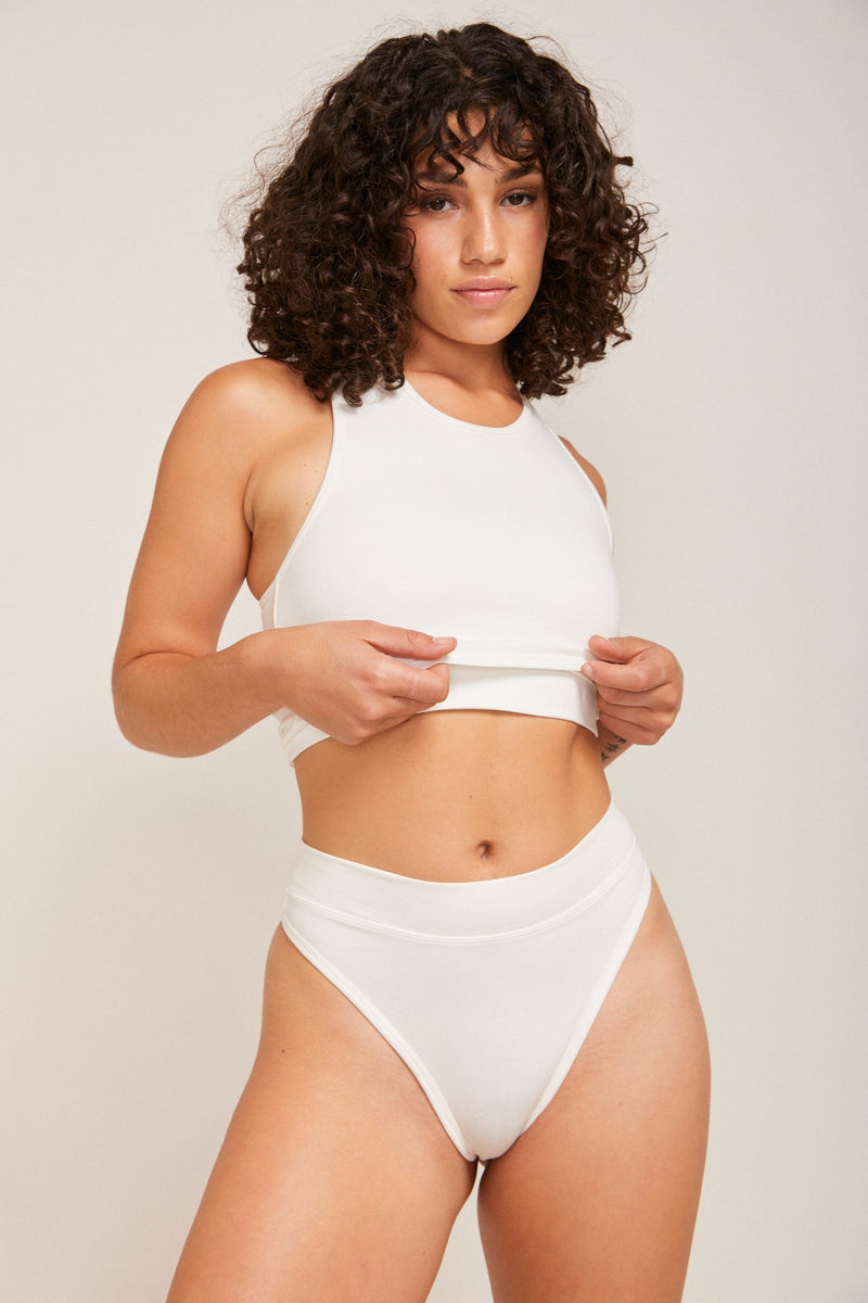 ROBBIE ORGANIC COTTON G STRING SAMPLE