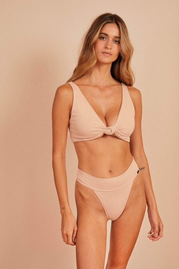 BONNI ORGANIC COTTON HIGH CUT BRIEF SAMPLE