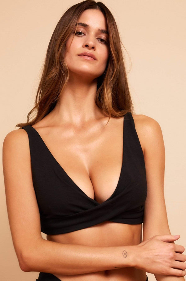 AVERY ORGANIC COTTON BRALETTE