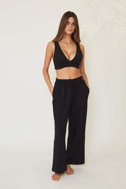 JUNIPER WIDE LEG LOUNGE PANTS SAMPLE