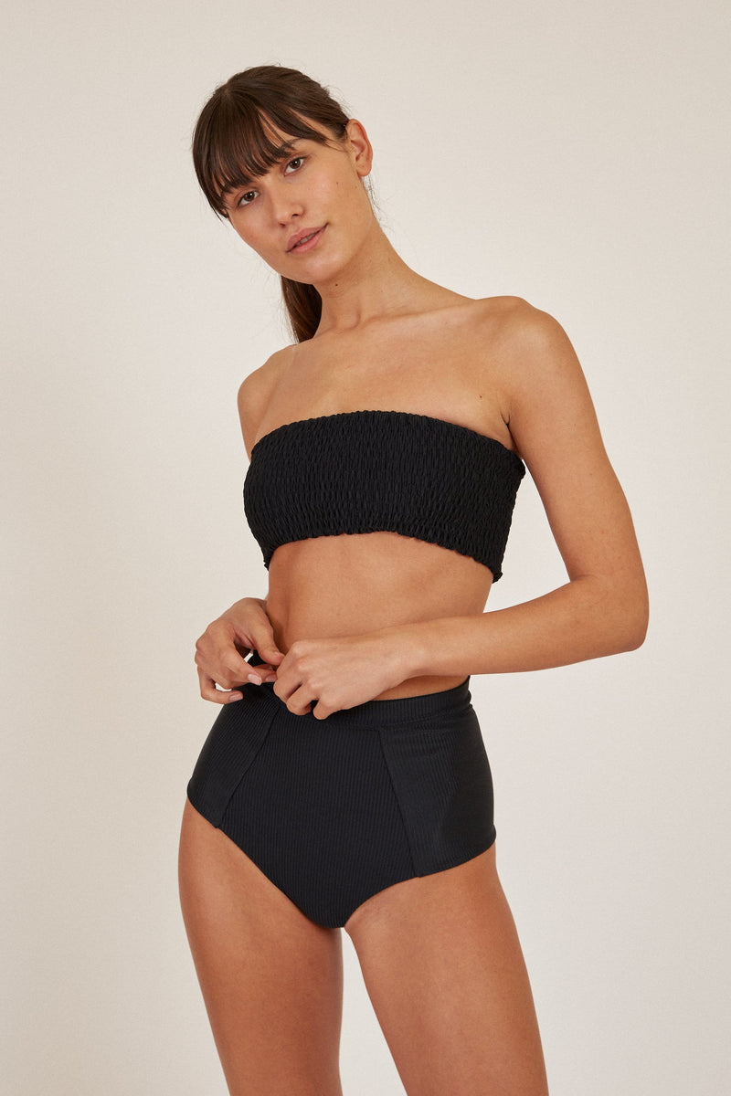 EASTON  VERSATILE BANDEAU BIKINI TOP