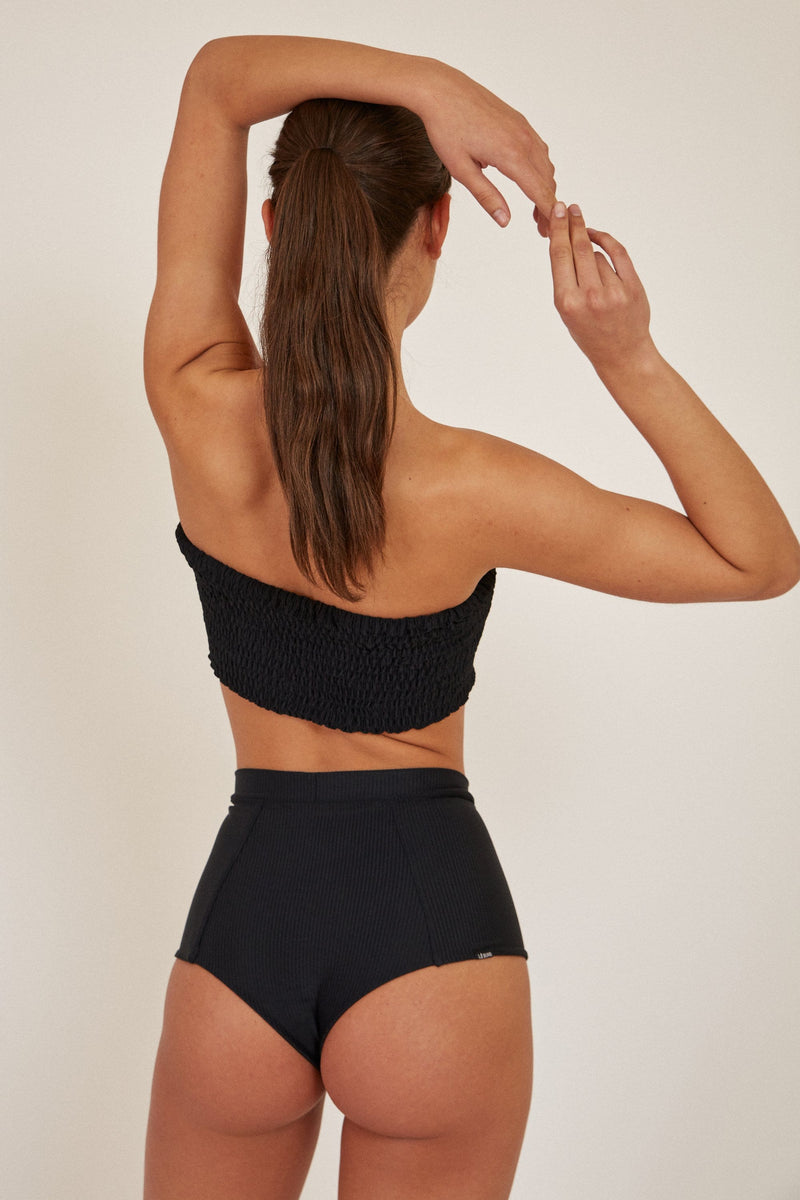ZARI HIGH CUT CHEEKY BIKINI PANT