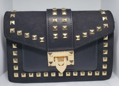 Haute Studded Crossbody