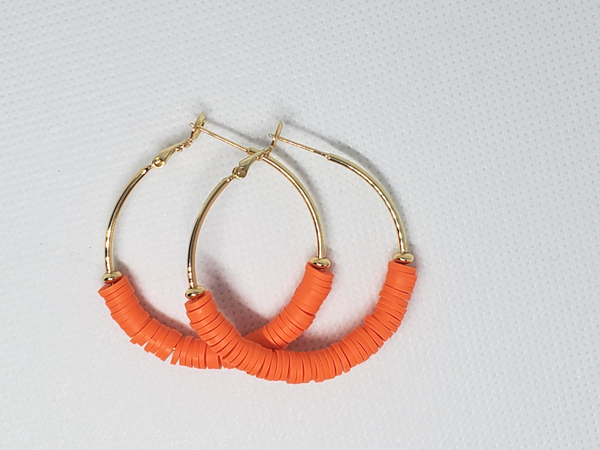 Joi Hoop Earrings
