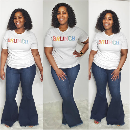 Brunch Tee (Curvy)