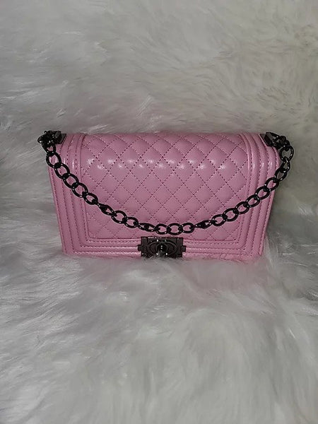 Nene Quilted Crossbody