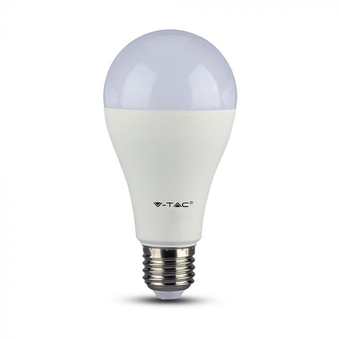 V-TAC LAMPADINA LED E27 9W BULB A70 LUCE EMERGENZA ANTI BLACK-OUT