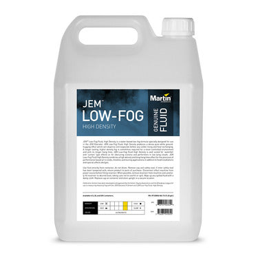 Jem Low-Fog 5l High Density
