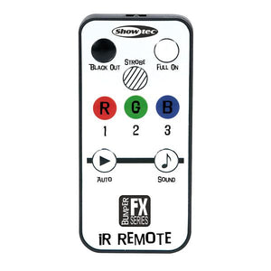 showtec Bumper Flower incl. IR Remote