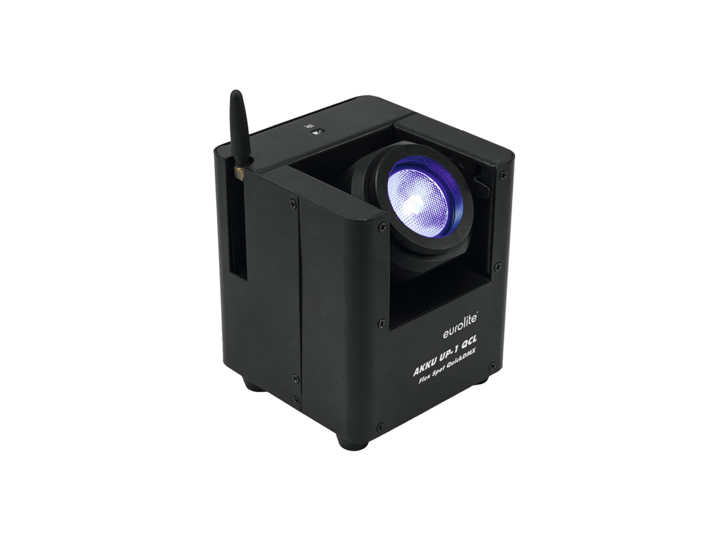Eurolite Akku UP-1QCL FlexSpot QuickDMX