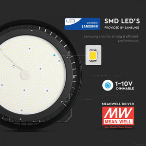 V-TAC LAMPADA INDUSTRIALE LED UFO SHAPE 500W SMD DIMMERABILE