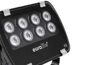 Eurolite LED IP FL-8 green 30°