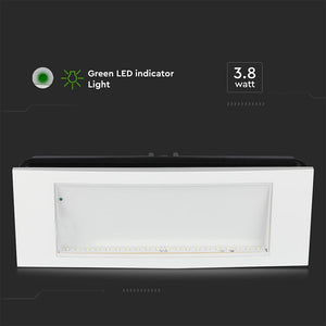V-TAC LAMPADA LED D'EMERGENZA ANTI BLACK OUT CHIP SAMSUNG DA INTERNO