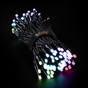 Catena T RGB , 8 metri, 100 led