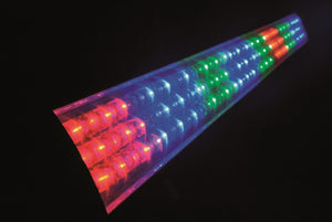 Sagitter slimbar  240 LED 10 MM RGB IRC 8 SECTORS