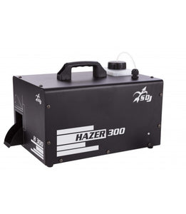 Sagitter H300 hazer machine air pump dmx irc