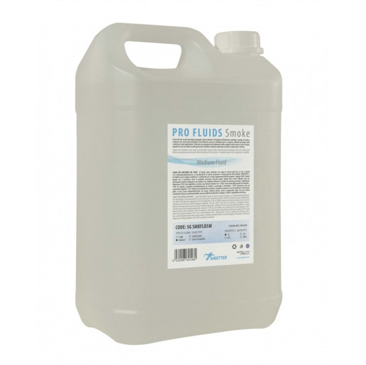 Sagitter smoke fluid  5L medium version