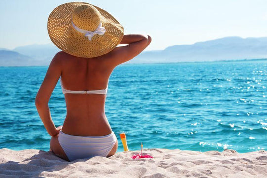 Summer sun damage and how to prevent it