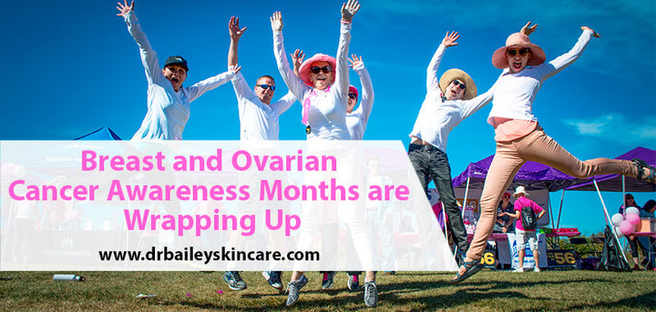 breast cancer and ovarian cancer month