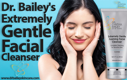 Dr. Bailey's Extremely Gentle Facial Cleanser