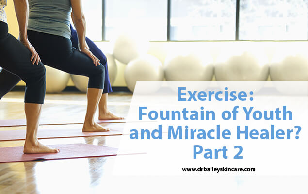 Exercise: Fountain of Youth and Miracle Healer? Part 2