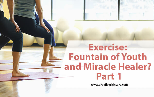 Exercise: Fountain of Youth and Miracle Healer? Part 1