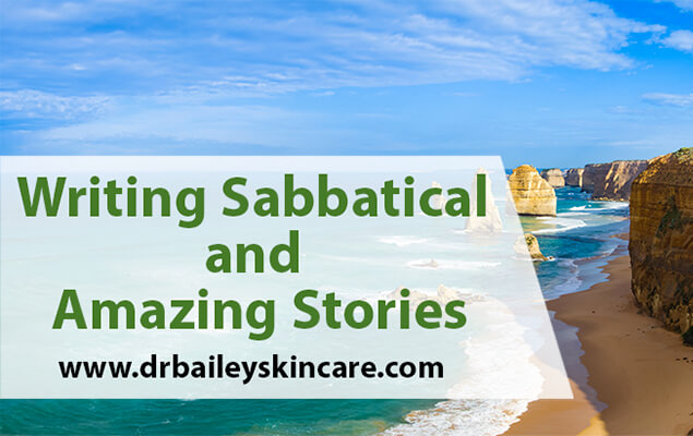 Writing Sabbatical and Amazing Stories