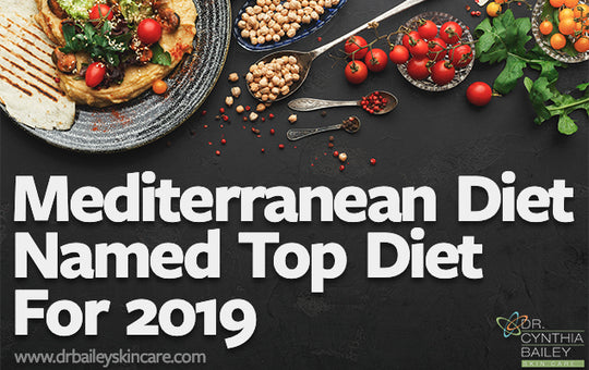 Mediterranean Diet Named Top Diet for 2019