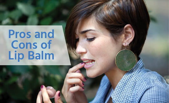 pros and cons of lip balm