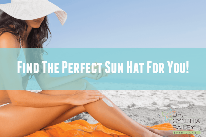 Find The Perfect Sun Hat For You!