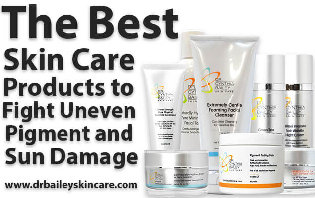Get the ultimate pigment and sun damage repair kit here.
