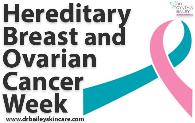 Hereditary Breast and Ovarian Cancer Week