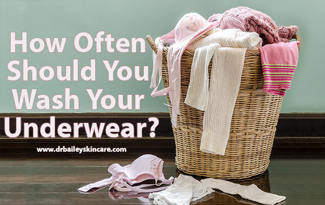 How Often Should You Wash Your Underwear?