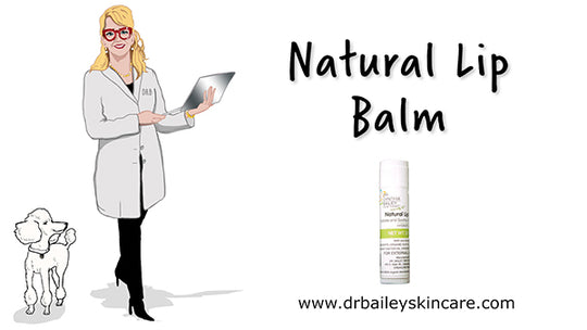 Dr. Bailey's Natural Lip Balm
