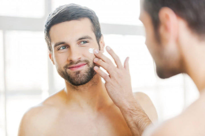 face and scalp dandruff men's fall and winter grooming tips