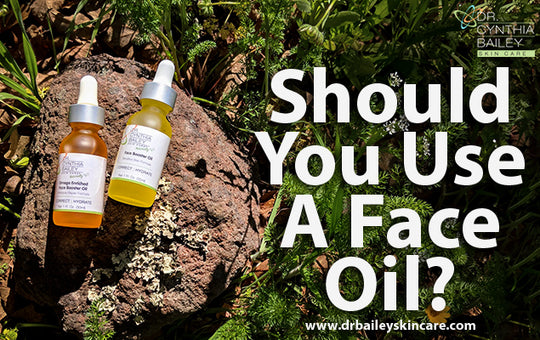 Should You Use a Face Oil?