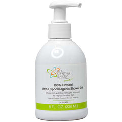 organic natural shower gel for fall skin care
