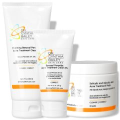 Dermatologist's Professional Skin Care Line for acne