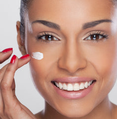 use aha and retinoid to shrink pores