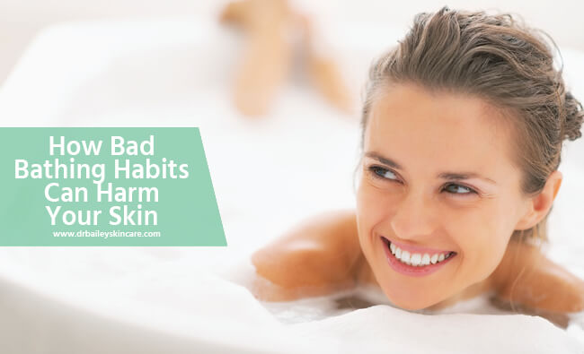 Bad Bathing Habits