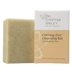 Calming Zinc Soap with pyrithione zinc for acne