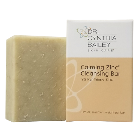 best soap to fight mans facial redness and flaking