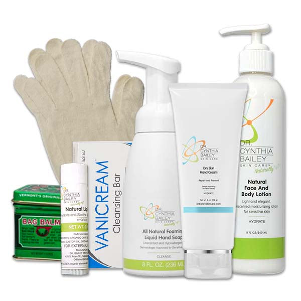 Dr. Bailey's chemotherapy skin care kit