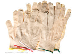 winter skin fixes with Cotton Gloves