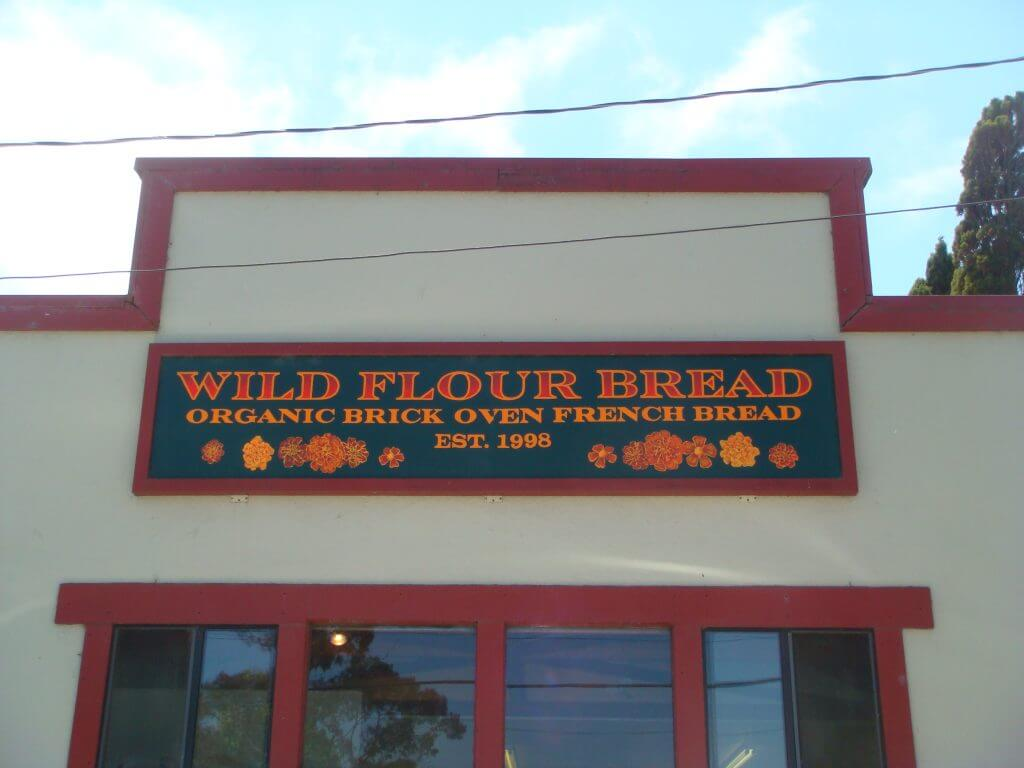 Wild Four Bakery in Sonoma County